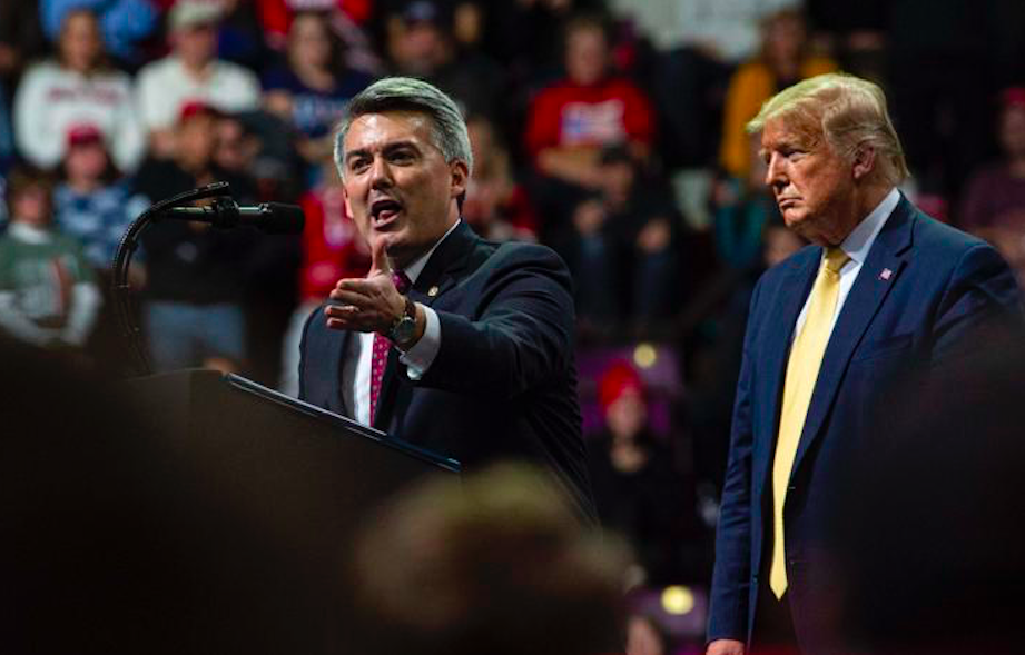 ELECTION 2020 | Gardner, Hickenlooper offer clear contrasts on pressing issues (copy)