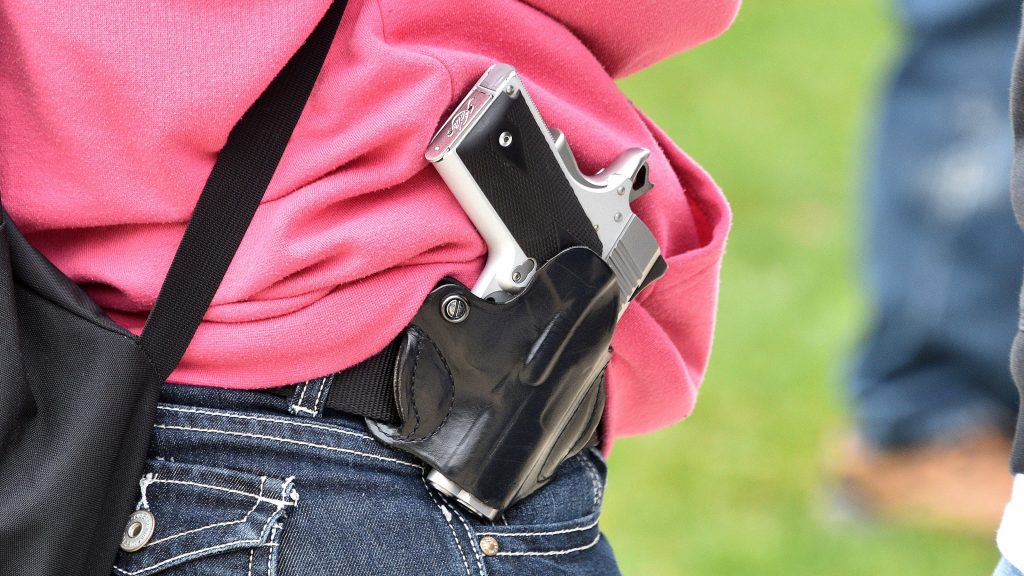 Court of Appeals upholds halt to Benson's open carry ban at Michigan's polls
