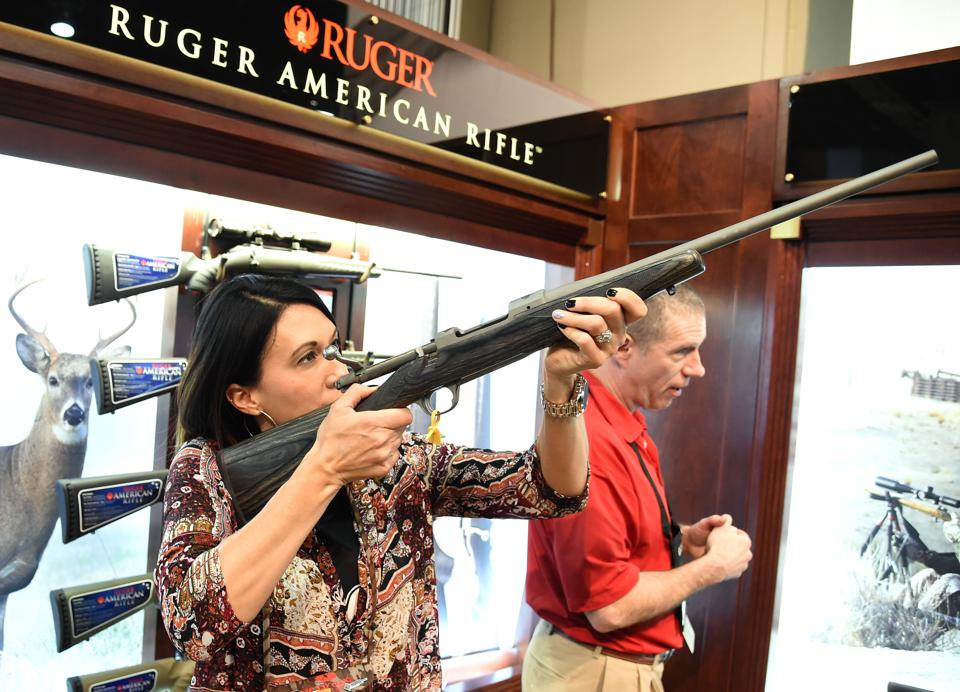 Gun Sales Strong Ahead Of Election Day, Says Sturm, Ruger