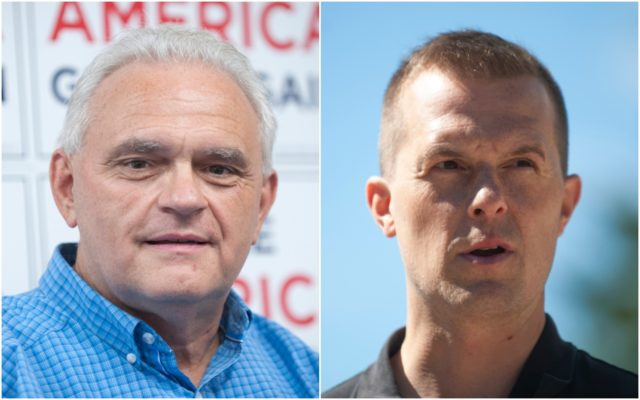 Old votes on guns, taxes dominate second debate between Jared Golden, Dale Crafts