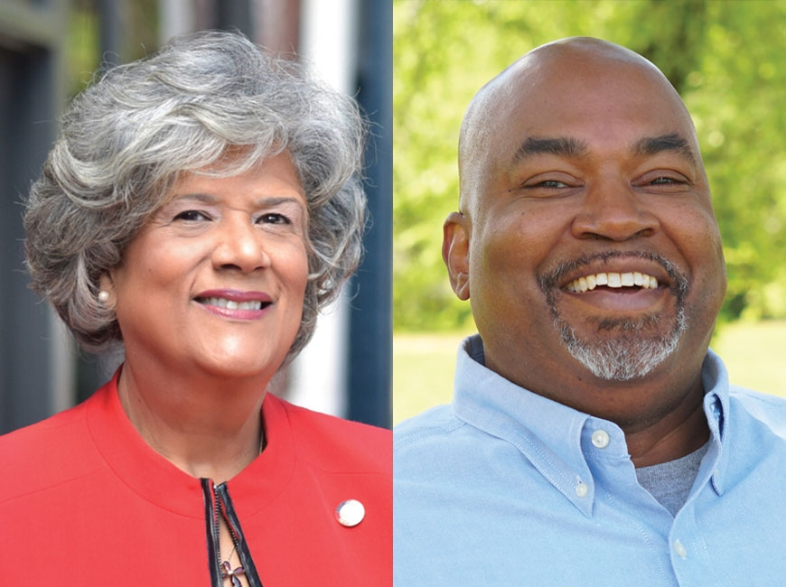 Holley, Robinson vie for Lt. Gov. post