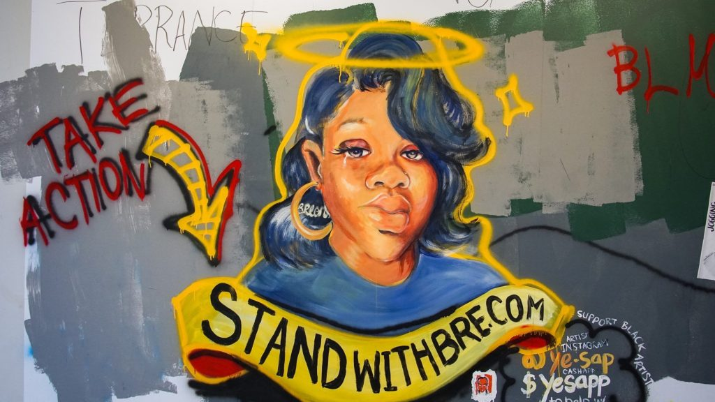 The Police Tactics That Caused Breonna Taylor's Death Should Infuriate Second Amendment Advocates
