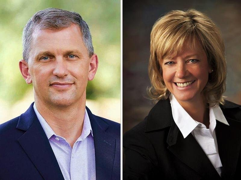 Casten, Ives trade barbs over protests following George Floyd's death