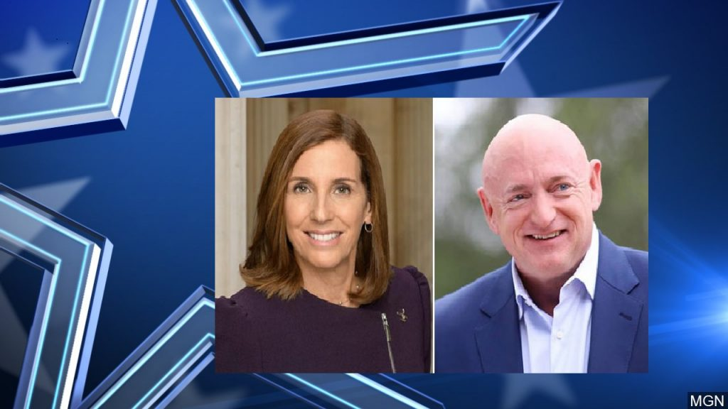 McSally and Kelly prepare for first debate