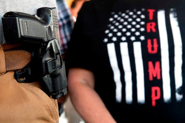 Freedom as the Muzzle of a Glock