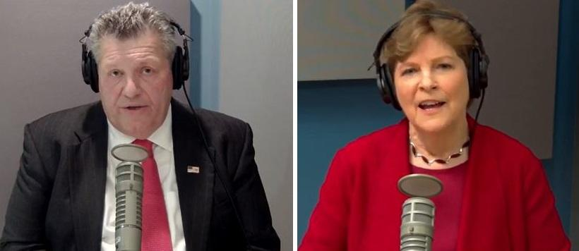 U.S. Senate Candidates Shaheen, Messner Divided Over SCOTUS, COVID Relief; Agree On China Threat