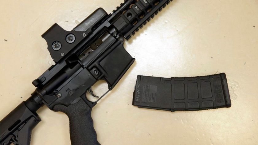 Obscure court rule sends gun rights cases to one San Diego federal judge, troubling gun control groups